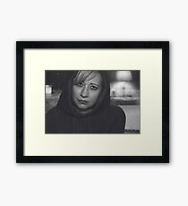 Because It Reminds Me of You Framed Print