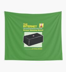THE INTERNET Wall Tapestry