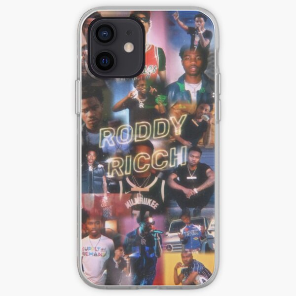 Roddy Ricch Phone Case iPhone Soft Case