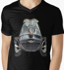 Austin 7 Uffindell Mens V-Neck T-Shirt