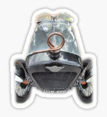 Austin 7 Uffindell Sticker