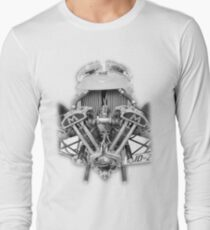 Morgan Supersport Long Sleeve T-Shirt