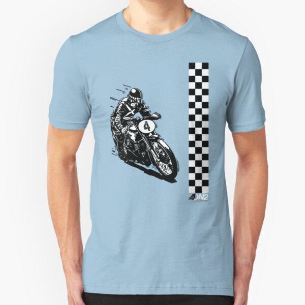 On2 - Racer Slim Fit T-Shirt