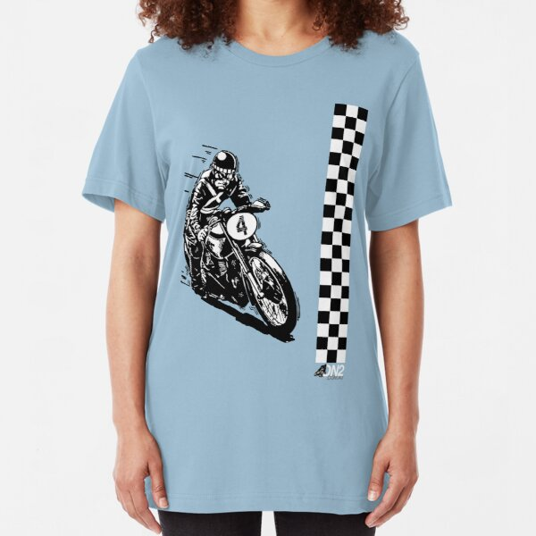 On2 - Racer Slim Fit T-Shirt