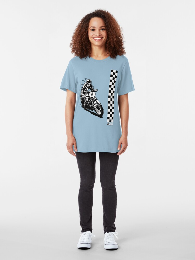 Alternate view of On2 - Racer Slim Fit T-Shirt
