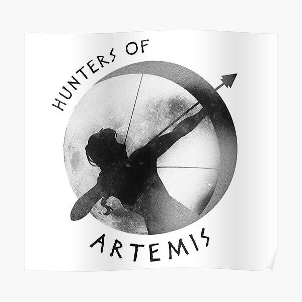 Hunters of Artemis (Dark) Poster