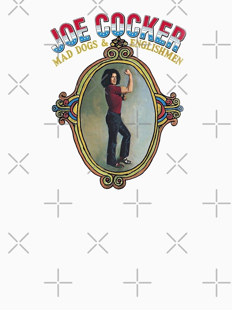Joe Cocker: Mad Dogs & Englishmen by Pop-Pop-P-Pow