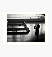 Square Format Art Print