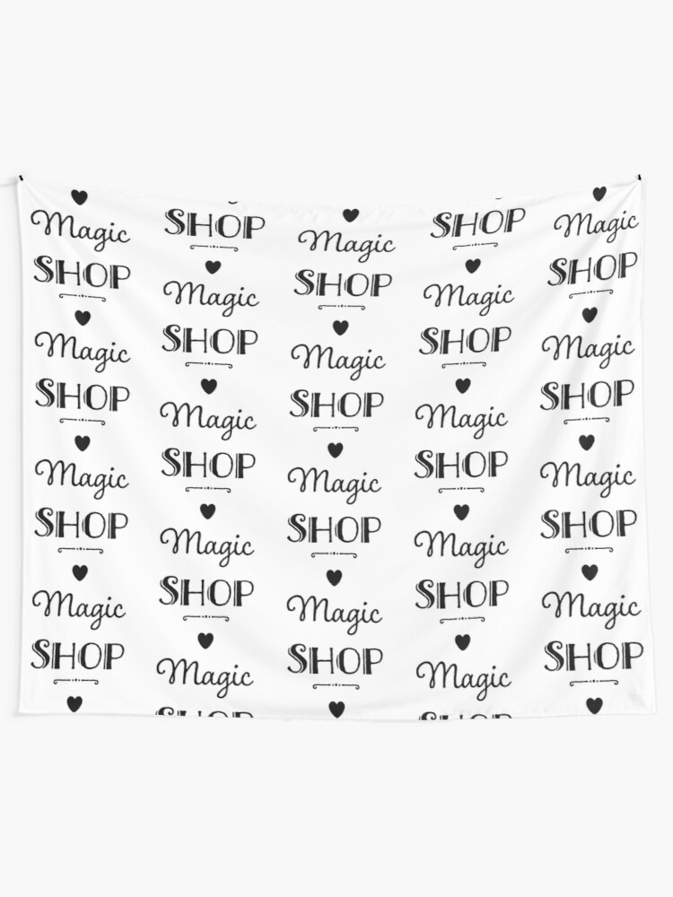 Magic Shop Bts Song From Love Yourself Tear Album Tapestry By Plumeriagirl0 Redbubble