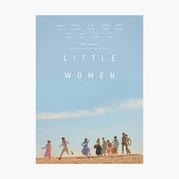 ALTERNATE LITTLE WOMEN     Photographic Print