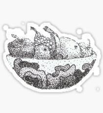 Fruit Bowl Sticker