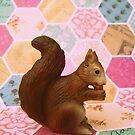 Squirrel by Shara