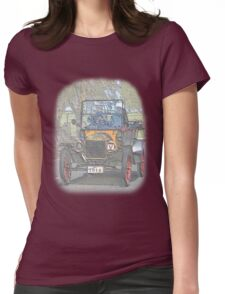 Ford Model T Womens Fitted T-Shirt