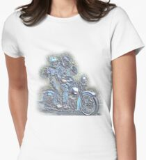 Harley Davidson WL Women's Fitted T-Shirt