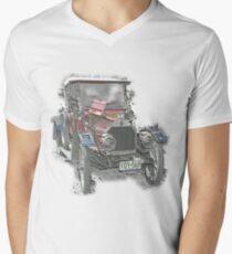 FN 20HP Men's V-Neck T-Shirt
