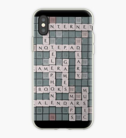 What's In An iPhone? iPhone Case