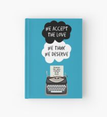 The perks in our stars. Hardcover Journal