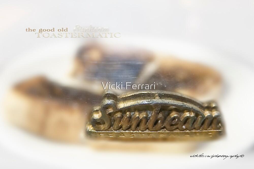 Sunbeam Toastermatic © Vicki Ferrari Photography by Vicki Ferrari