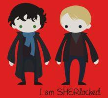 I am SHER-locked