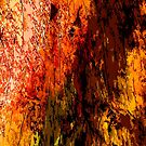 Bark pattern manipulated. by ronsphotos