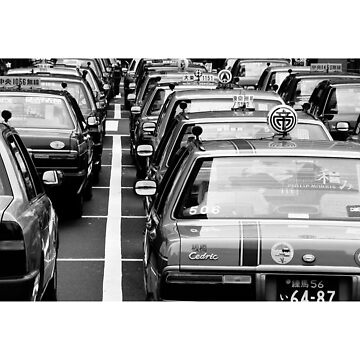 Taxi! by onnycarr