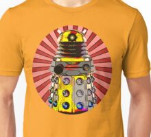Cartoony Dalek Unisex T-Shirt