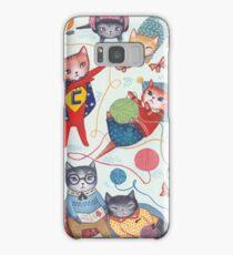 Playtime! Samsung Galaxy Case/Skin