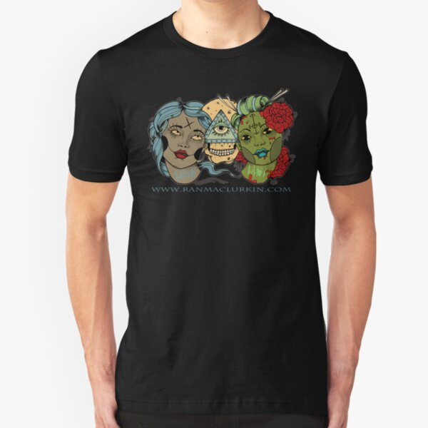 Love Lust Slim Fit T-Shirt