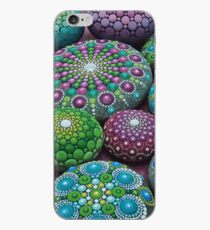 Mandala Stone Collection- Very Berry  iPhone Case