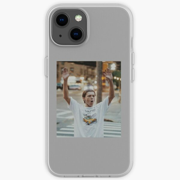 Tom Holland iPhone Flexible Hülle