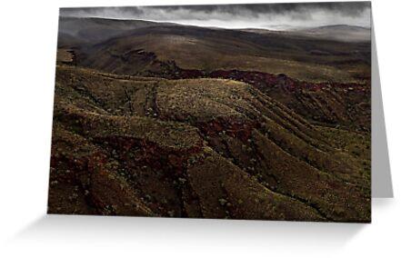 Hammersley Ranges by Sheldon Pettit