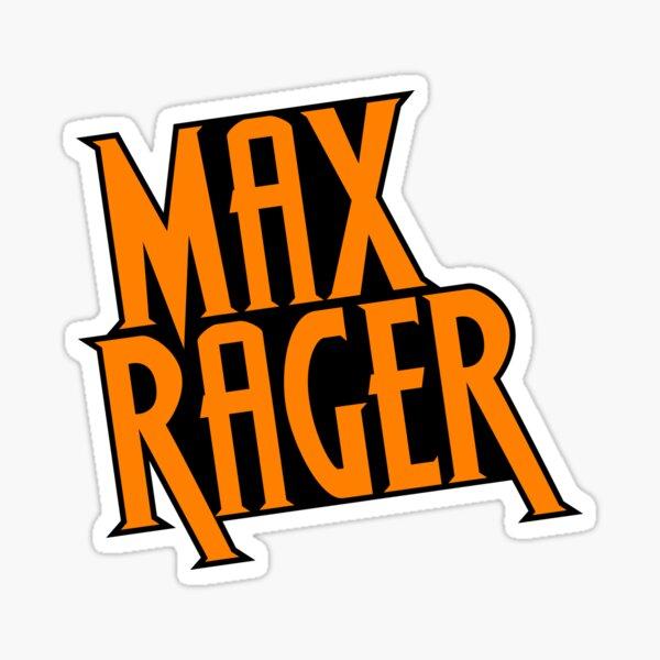 Max Rager (Stacked) - iZombie Sticker