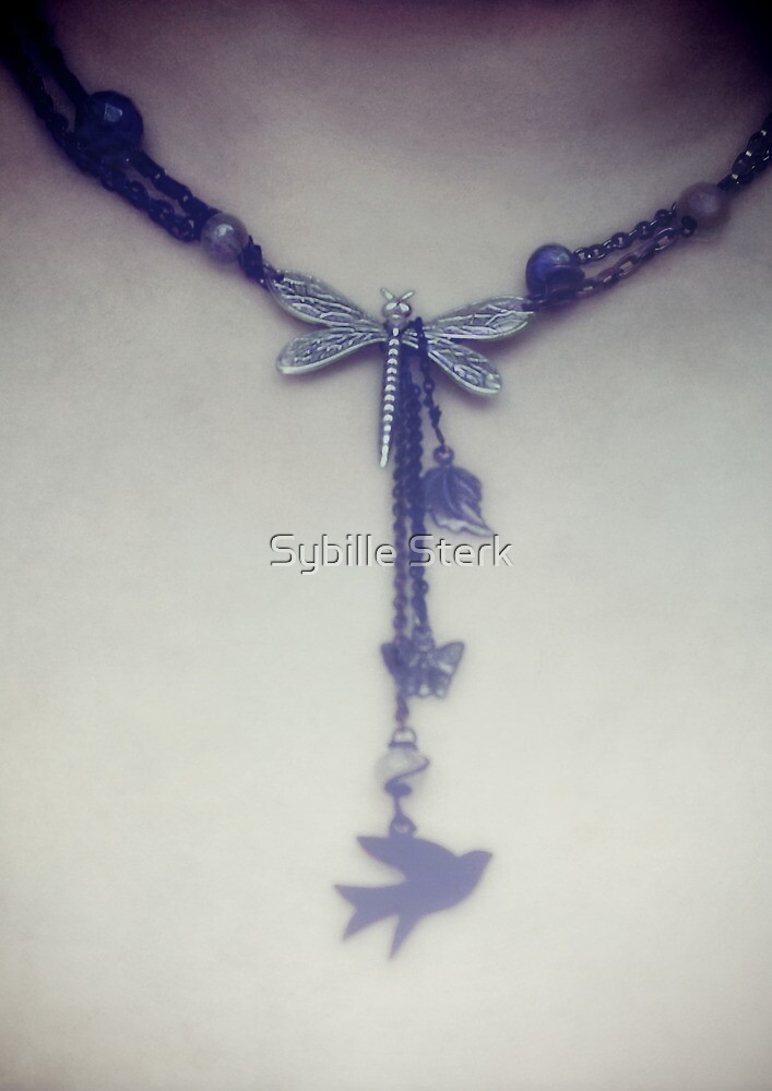 Dragonfly by Sybille Sterk