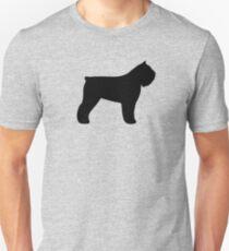 Bouvier des Flandres Silhouette(s) T-Shirt