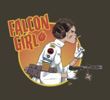'Falcon Girl' (Tank Girl / Star Wars)