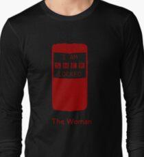 A Scandal in Belgravia Long Sleeve T-Shirt