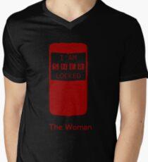 A Scandal in Belgravia Men's V-Neck T-Shirt