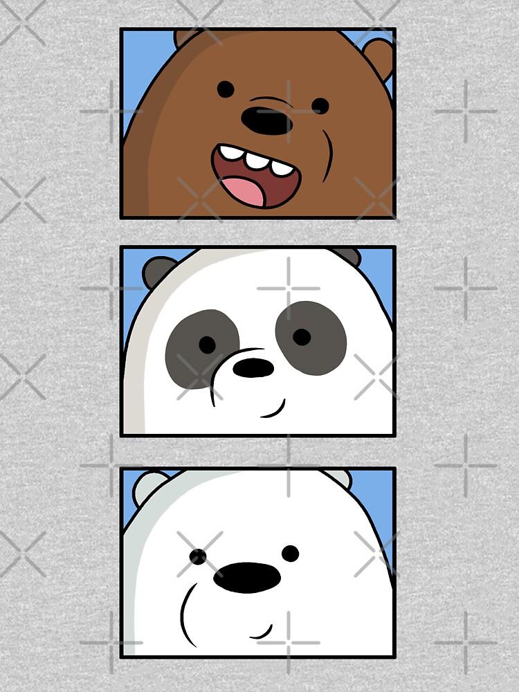 We Bare Bears by ValentinaHramov