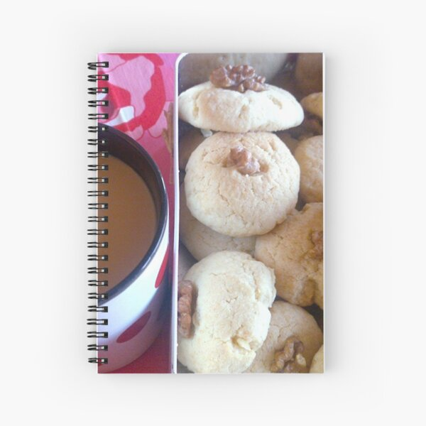 Coffee Break Spiral Notebook