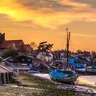 Maldon Sunset by timmburgess