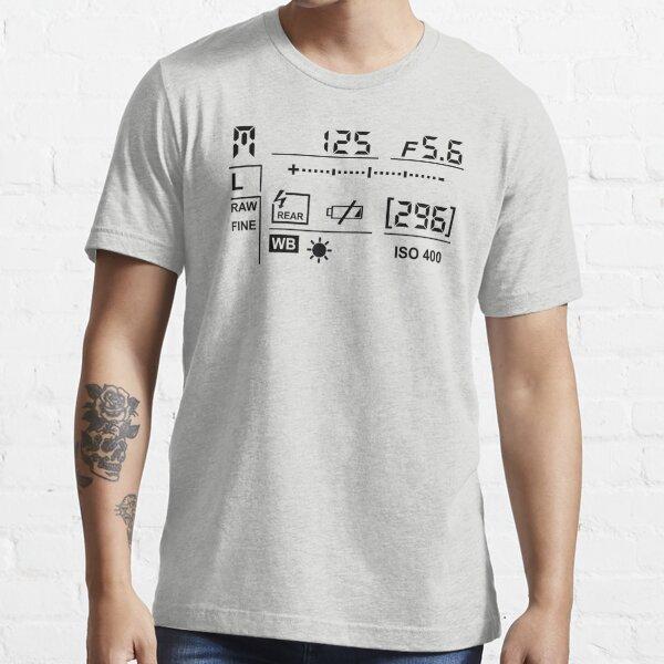 Camera Display Essential T-Shirt