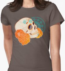 Dia de los Muertos 2015 Women's Fitted T-Shirt