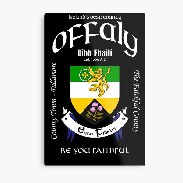 Ireland - Offaly Metal Print
