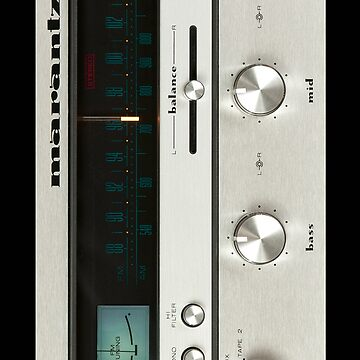 Marantz 2252 iPhone case by jdmosher