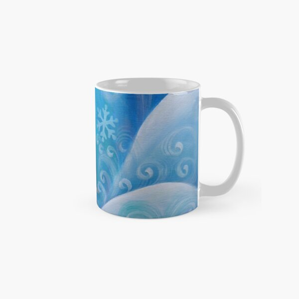 Let It Go Classic Mug