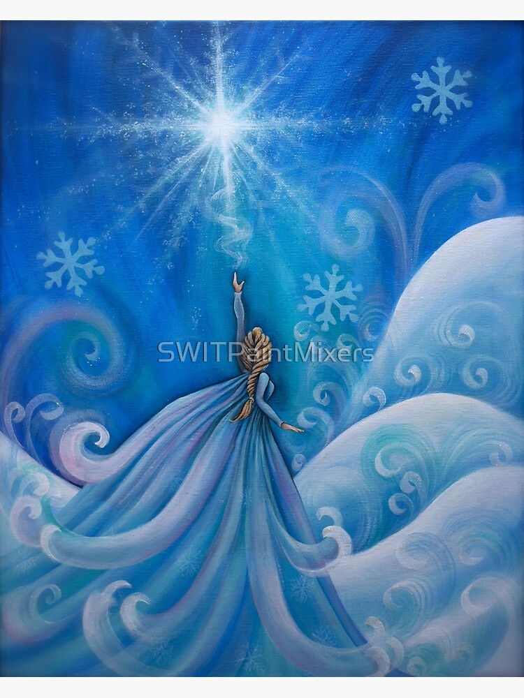 Let It Go by SWITPaintMixers