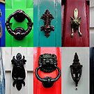 Door Knockers - Canterbury by rsangsterkelly