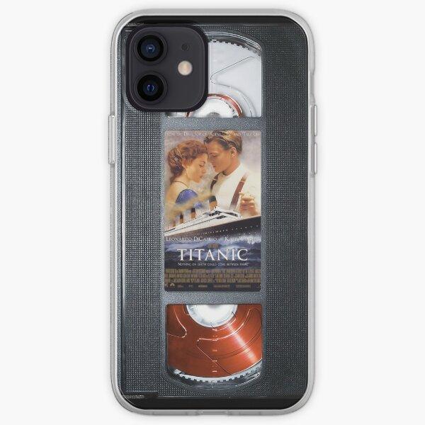 Titanic vhs cassette tape iphone case iPhone Soft Case