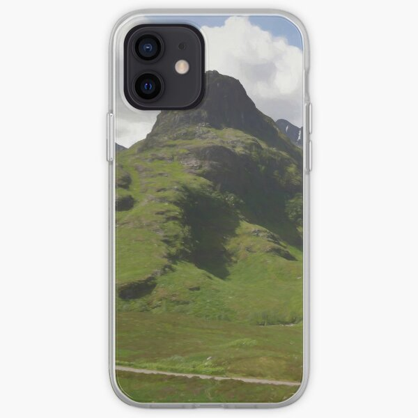 Glencoe pictures iPhone Soft Case