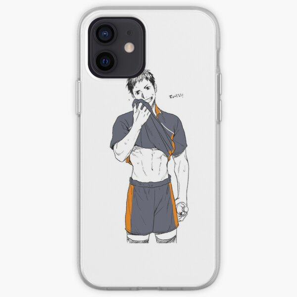 Daichi Sawamura haikyuu iPhone Soft Case